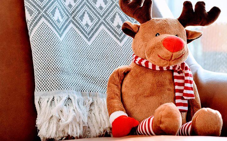 Deer Plush Dolls Stuffed Animal