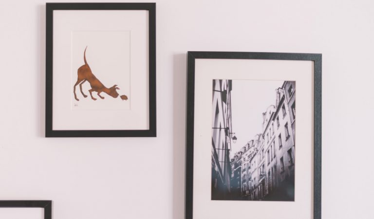 20 Unique Wall Illustrations That Make Your Home Look Beautiful