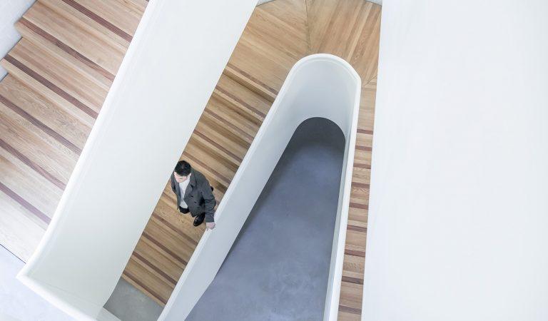 10 Unique and Creative Staircase Designs
