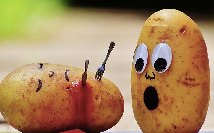 What Kills Potato Vines?