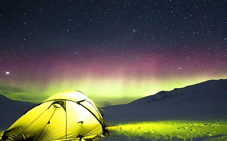 Open List: The Best Places To Go Camping Around the World